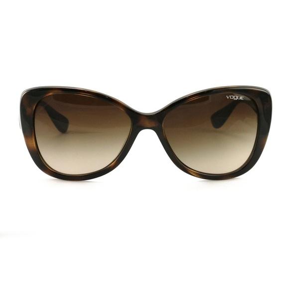 3064d0978736 Vogue cat eye tortoise sunglasses — NWT